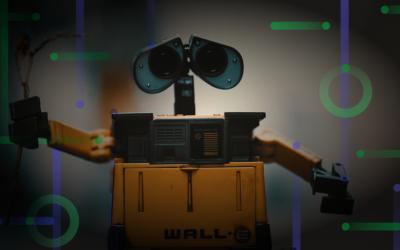 Onde é que foi parar meu robô?