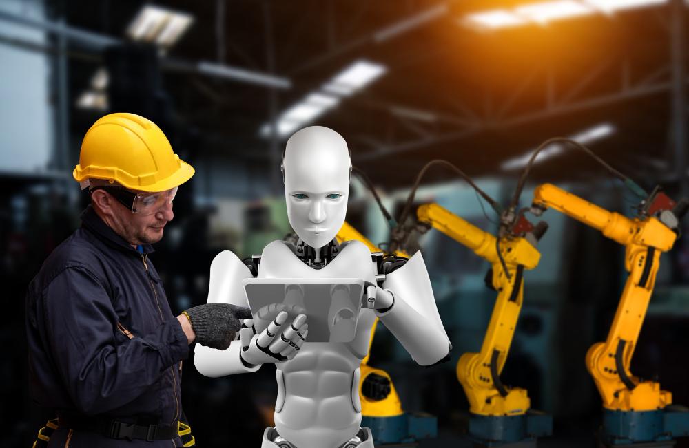 robótica colaborativa
