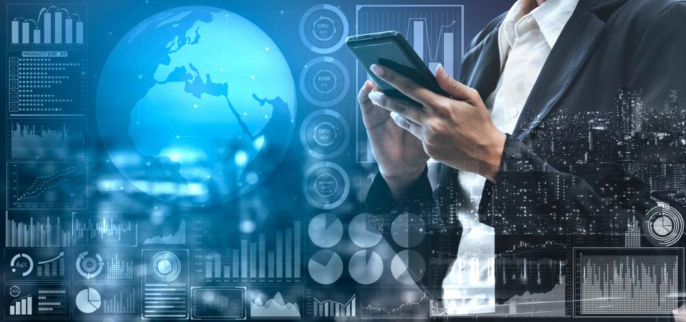 sistema de gestão de dados